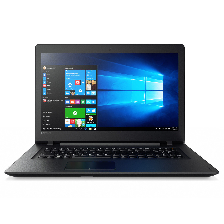 Lenovo Notebook 17 Zoll - Intel 2,30 GHz - 4 GB - 500 GB - HD Grafik  Windows 10