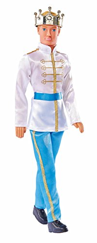 Simba 105737118 - Steffi Love Kevin Puppe als Prinz