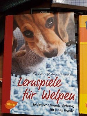 Buchpaket mit 5 Büchern für Hundefreunde, gebraucht