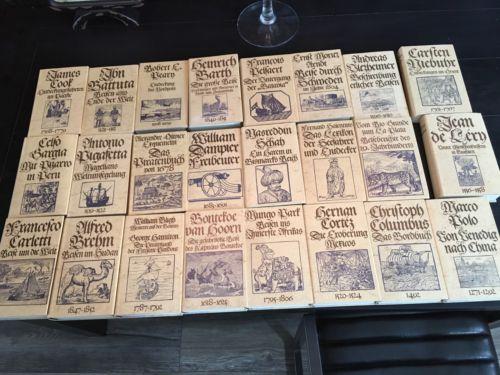 24 Bücher / Seefahrt Bücher / Büchersammlung