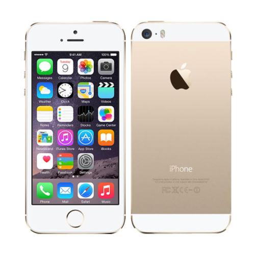 16GB Apple iPhone 5S A1457 IOS 4G Handy Smartphone Ohne Vertrag NO Finger Sensor