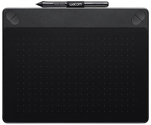 Wacom CTH-690AK-S Intuos Art Stift-Tablett (Touch M inklusive Softwaredownload von Corel Painter Essentials) schwarz