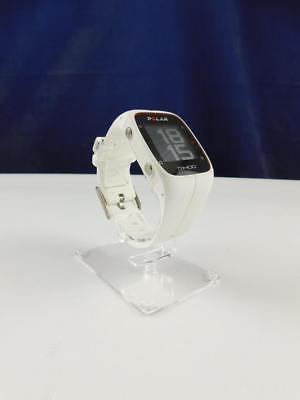 Polar M400 GPS-Laufuhr Sportuhr Fitnessuhr, Aktivitätentracker, Weiß