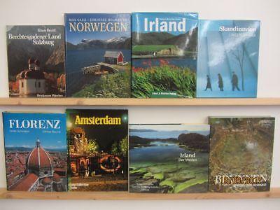 23 Bücher Bildbände Europa europäische Länder europäische Städte