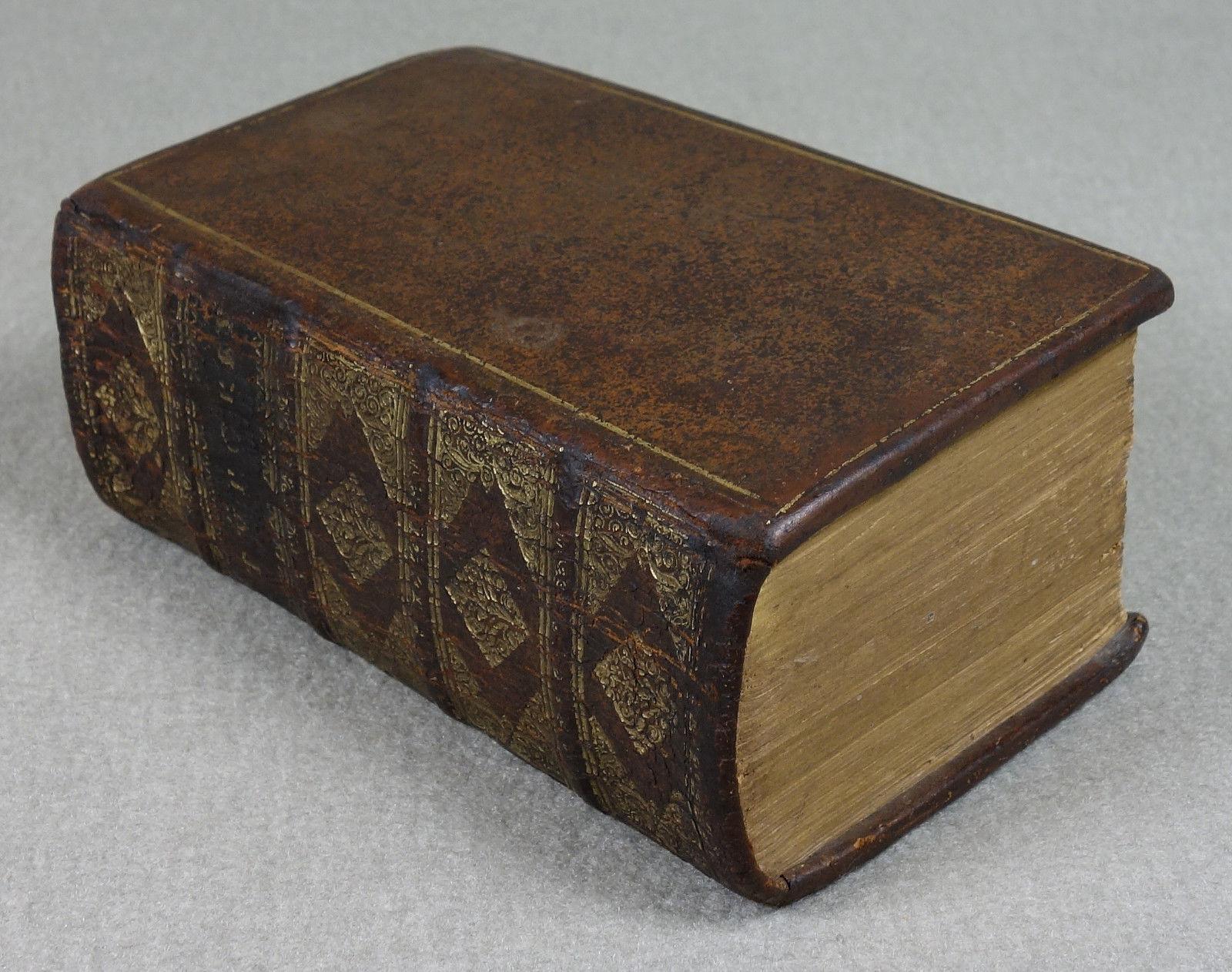 1678 - TÜRKEI - Osmanisches Reich - ORIENT Barock Ganzleder Adel Islam Leder RAR
