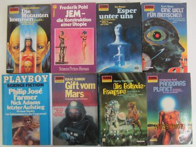 123  Bücher Romane Science Fiction Romane
