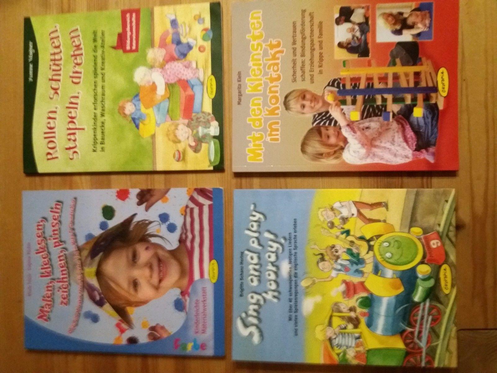 18x Ökotopia Bücher+CDs, Einzelkauf möglich, Pädagogik, Bastelideen, Weihnachten