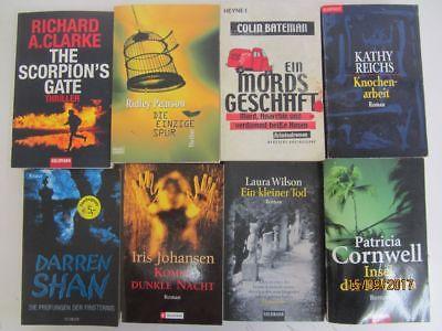 58 Bücher Romane Krimi Thriller Psychothriller  Top Titel Bestseller