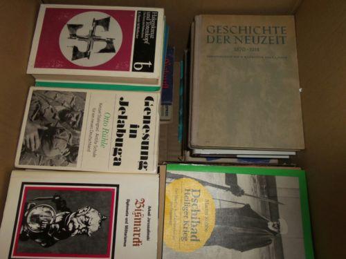 Bücherkiste Sammlung Politik, Geschichte, Zeitgeschehen, Ereignisse *Liste
