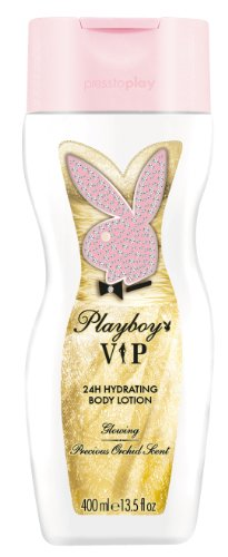Playboy VIP women Body Lotion 400 ml, 1er Pack (1 x 400 ml)