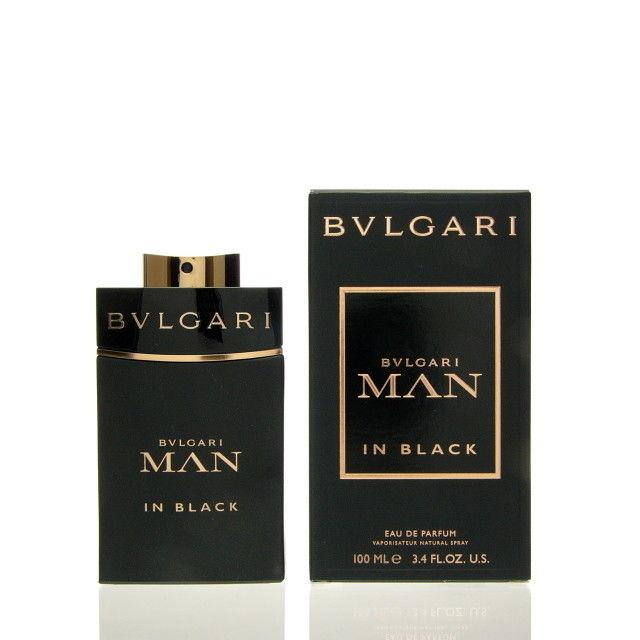 Bvlgari Man In Black Eau de Parfum 100 ml EDP NEU OVP Bulgari