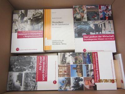 45 Bücher Bundeszentrale für politische Bildung politische Sachbücher