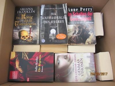 34 Bücher Romane historische Romane Top Titel Bestseller Softcover