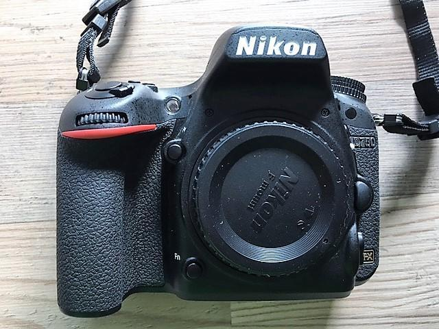 Nikon D D750 24.3 MP in OVP und TOP Zustand - keine 1000 Auslösungen !!! TOP !!!