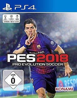 PES 2018 / Pro Evolution Soccer (PS4)