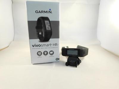 Garmin vivosmart HR+ Fitness-Tracker GPS-fähig Herzfrequenzmessung M-L