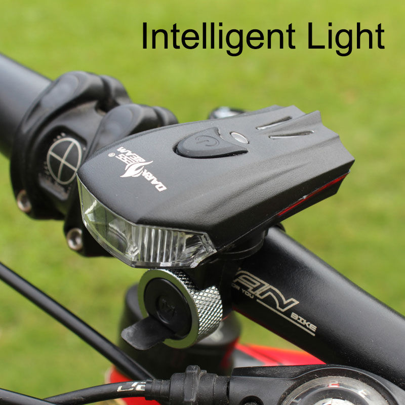 K2 USB Wiederaufladbare Fahrradlampe Fahrradlicht CREE LED Fahrradbeleuchtung