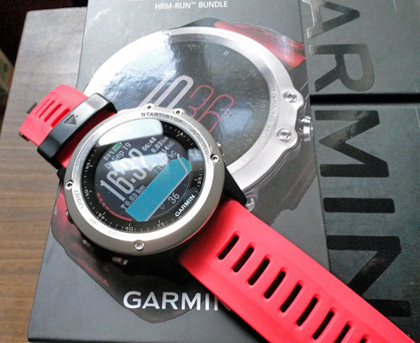 Garmin fenix 3 GPS Multisportuhr Aktivitätentracker GPS-Uhr Sportuhr