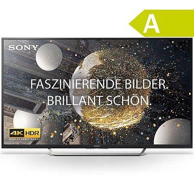 Sony KD-65XD7505 BAEP, EEK A, LED-Fernseher, 4K, 65 Zoll, schwarz