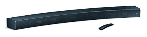 Samsung HW-MS6500/EN Curved Soundbar Sound+ (integrierter Subwoofer, Bluetooth, Surround-Sound-Expansion) dunkel-titan