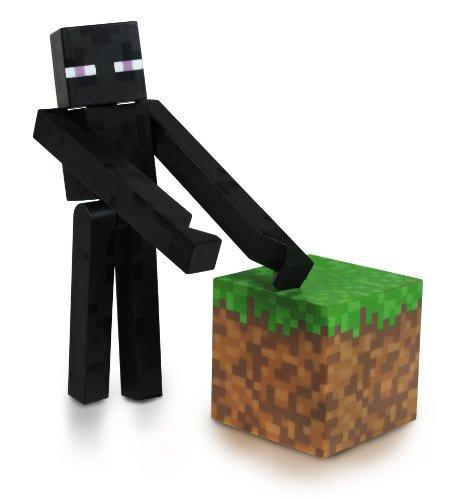 Minecraft 16500 - Enderman, bewegliche Figur mit Zubehör