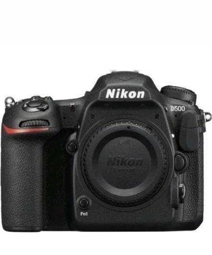 Nikon D500 fast Neu