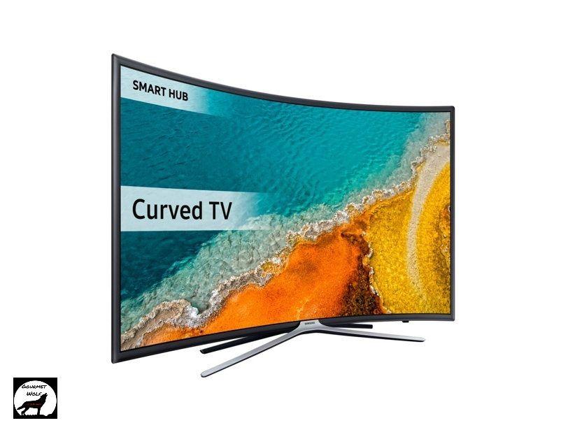SAMSUNG Curved Smart TV SERIE 6 UE40K6300 40