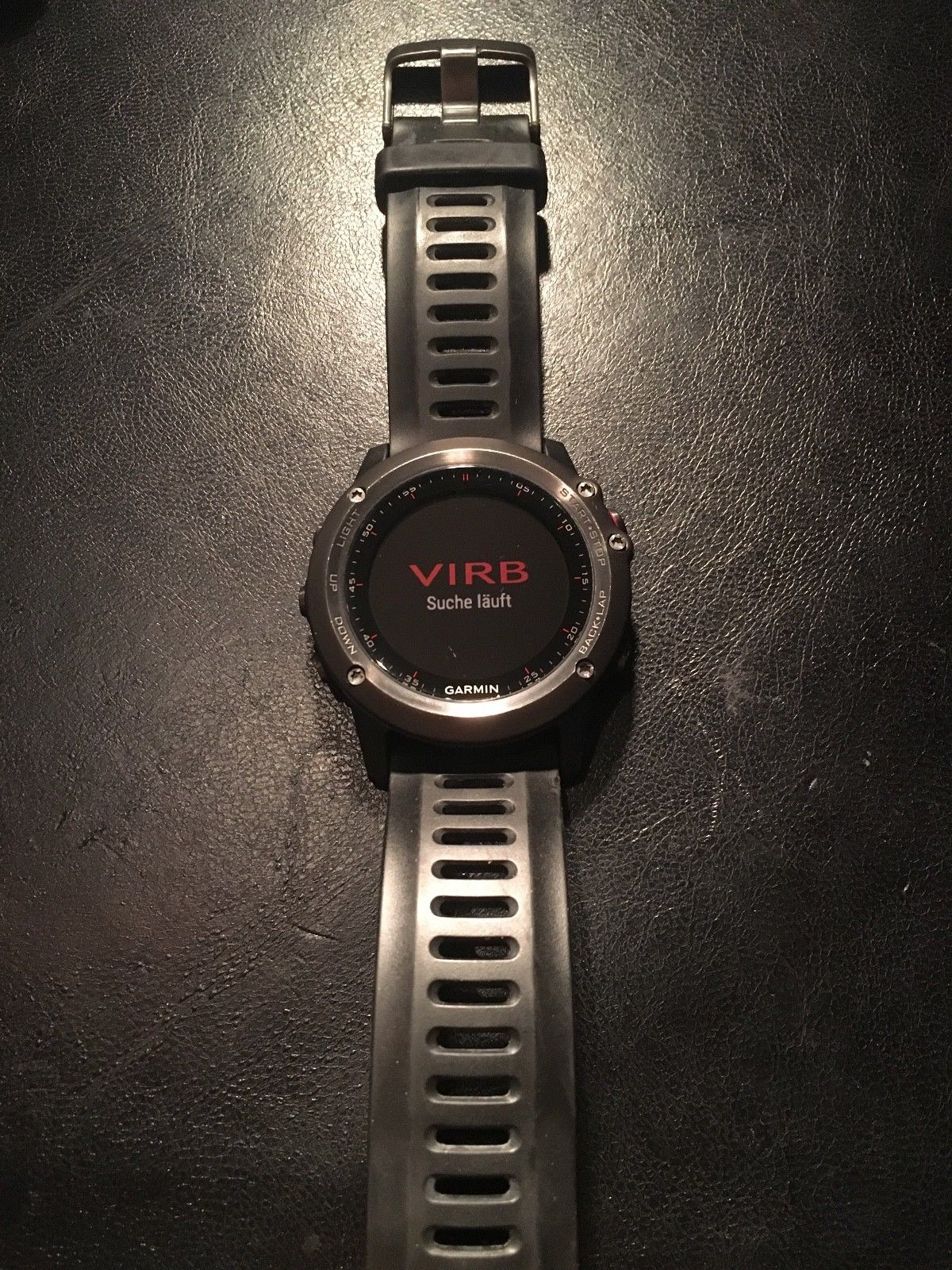 Garmin Fenix 3 GPS Sportuhr inkl Wrist Strap