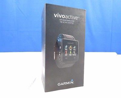 Garmin vivoactive Sport GPS-Smartwatch Laufen Radfahren Schwimmen Golfen