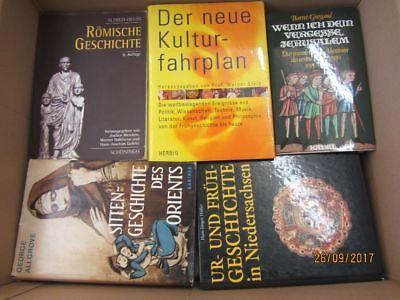 29 Bücher Bildbände Kunst Kultur Geschichte Weltgeschichte