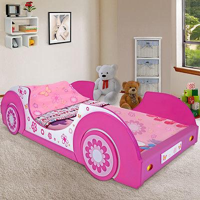 Kinderbett Juniorbett Autobett Rennbett Spielbett Kindermöbel Jugendbett Bett