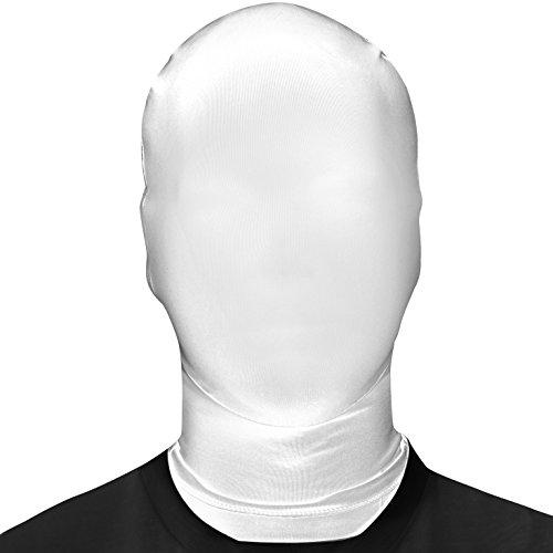 Morphsuits MMSWH - Morphmaske, weiß