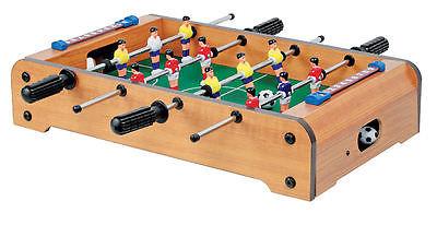 Mini Kicker Fussballtisch - Kickertisch Tischfußball Fussballspiel Tischkicker