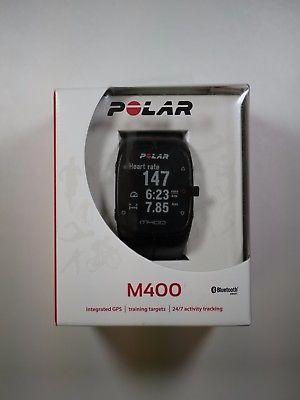Polar M400 GPS (schwarz) - inkl. OVP