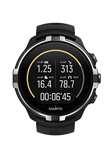 Suunto Spartan Sport Whr Baro Uhr, Stealth, Uni