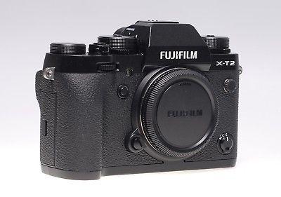 Fujifilm X series X-T2 - schwarz - NEU