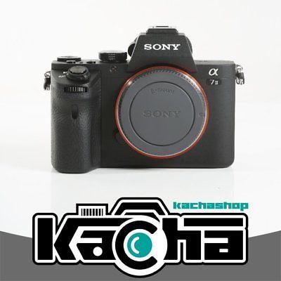 NEU Sony Alpha a7II Mirrorless Digital Camera (Body Only)