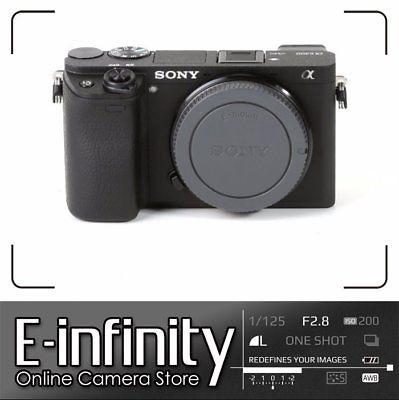 BRANDNEU Sony Alpha a6300 Mirrorless Digital Camera Black Body
