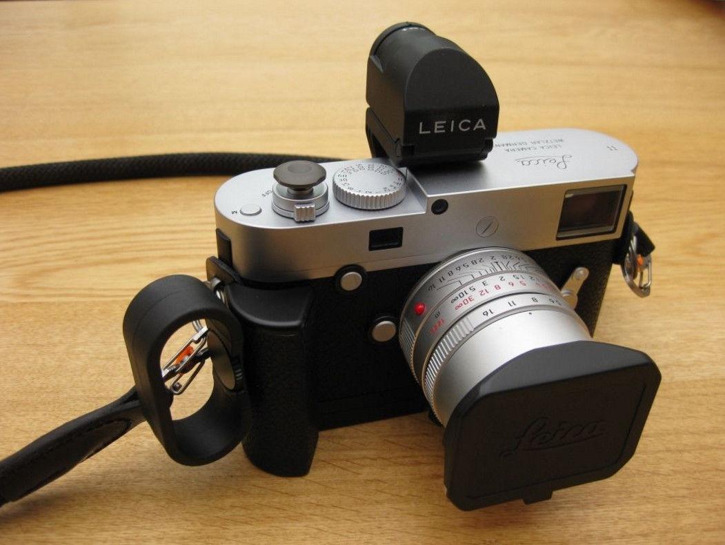 Leica M-P Typ 240 mit Leica Summicon-M 1:2/35 Komplettset und Zubehörpaket