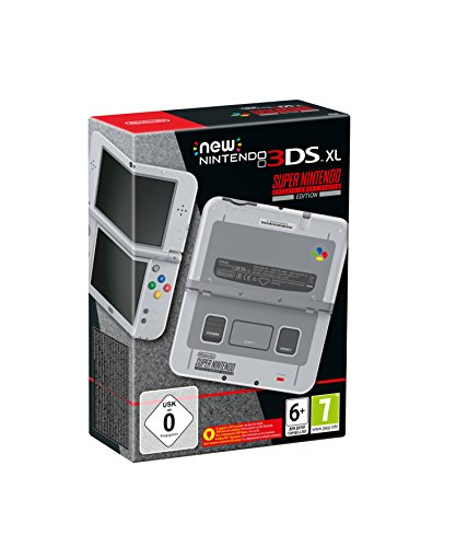 New Nintendo 3DS XL Konsole SNES Edition