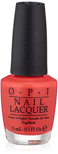 OPI Cajun Shrimp, 15 ml