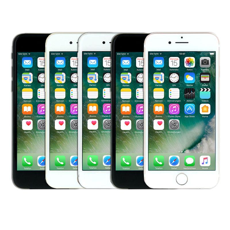 Apple iPhone 7 128GB verschiedene Farben - ohne Simlock Top Zustand!