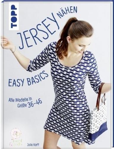 Jersey nähen - Easy Basics von Julia Korff (Buch) NEU