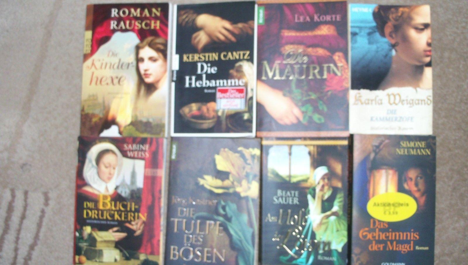 Paket Historische Romane