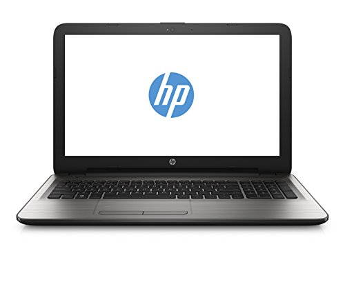HP 250 G5 SP (1LT79ES) 39,6 cm (15,6 Zoll / Full-HD) Business Laptop (Notebook mit: Intel Core i3-5005U, 8 GB RAM, 1 TB HDD, DVD-RW, Windows 10 Home) silber