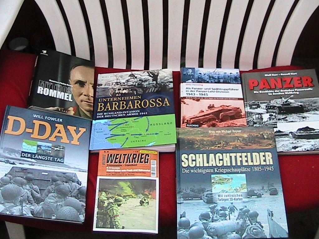 6 Bücher 2. Weltkrieg ( Top )