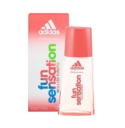 Adidas Fun Sensation for Women EdT, 1er Pack (1 x 75 ml)