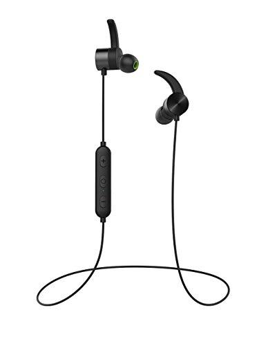 Bluetooth Kopfhörer Sport, Yoozon Bluetooth 4.1 In Ear ohrhörer SoundBuds Headset Wireless Magnetische Headphones mit Mikrofon, IPX7 Spritzwasserfest, CVC 6.0 Noise Cancellation für Sport Fitness Joggen für iOS iphone 8/ 8 plus, Android Galaxy note 8/ Gal