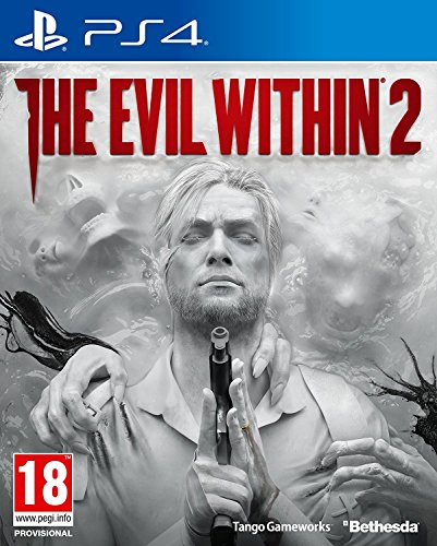 The Evil Within 2 (PEGI100% Uncut) Playstation 4 (Sprache deutsch)