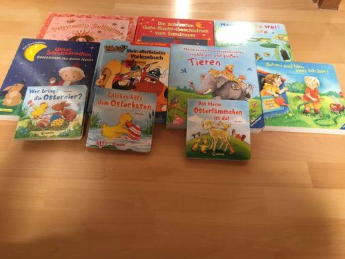 Kinderbücher Paket/ Kleinkind 10 Stück